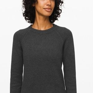 Lululemon Still Lotus Sweater Reversible